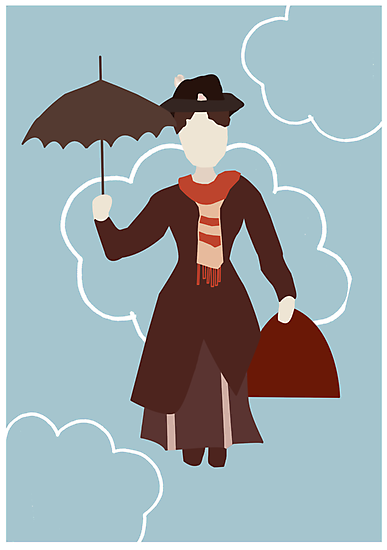 Mary Poppins by Jessica Slater