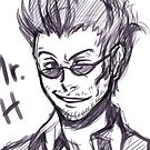 Mr. H by thooruchan