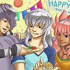 Birthday Party by thooruchan