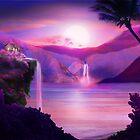 Tropical Hideaway by Tiffany Muff