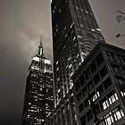 Empire State Building by Jane M.