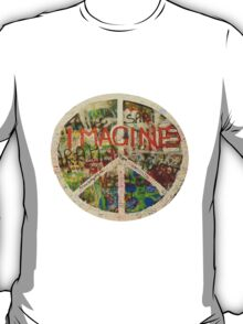 All You Need is Love - The Beatles - John Lennon - Imagine T-Shirt