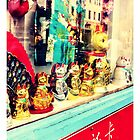 Chinatown shop window by csbeasley