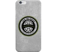 Turtle Recruitment iPhone Case/Skin