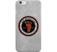 Foot Clan Recruitment iPhone Case/Skin