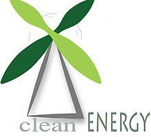 clean energy by selling-art