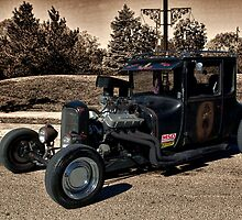 1927 Ford High Top T Rat Rod by TeeMack