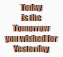 Today Tomorrow Yesterday 3 by Paul Fleetham