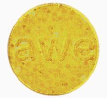 Awe Gold by Paul Fleetham