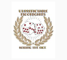 UNPREDICTABLE FLOORBOARDS - ROLLING THE DICE by MusoMagicMerch
