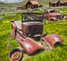 Broke Down in Bodie by GregorDyer