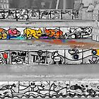 Cats On The Steps by elainemarie999