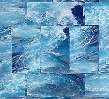 Caribbean Blue... by LindaR
