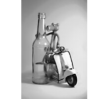 Don't Drink And Drive. Photographic Print