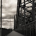 Hohenzollernbridge II by Markus Landsmann