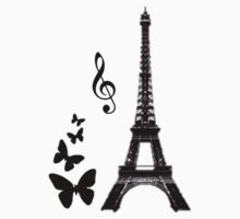 Music of Paris. by WhisperedDream
