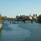A Trip on the Seine by Ben Wardropper