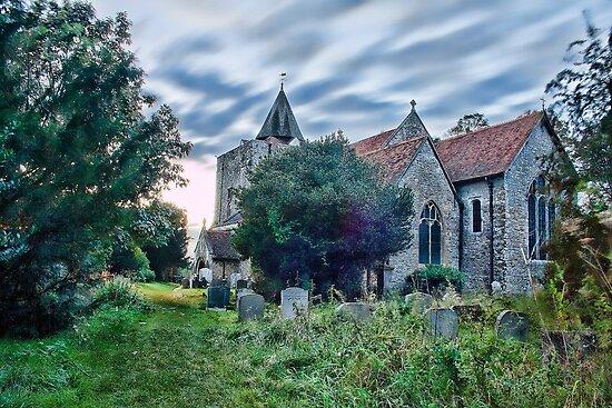 St Nicholas Leeds by Dave Godden