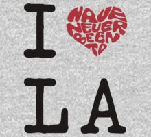 I Love LA by FC Designs