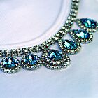 Blue Jewels and Diamonds by Tiffany Muff