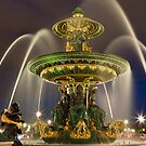 Place de la Concorde in Paris by Julien Tordjman