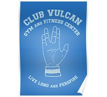 Club Vulcan Poster