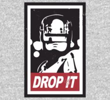 Obey Series - Drop it! by justinglen75