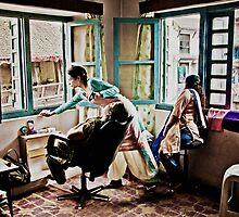 A Day in the Life in Kathmandu by Valerie Rosen