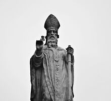 Ireland in Mono: Saint Patrick by Denise Abé