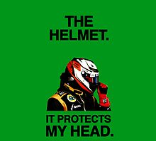 On Helmets by brilliantbutton