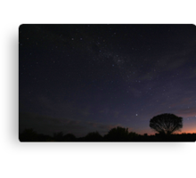 Land of the Southern Cross Canvas Print