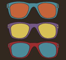 Retro SunGlasses by marshallluebke
