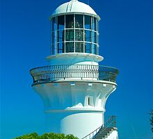 Sugarloaf Point Lighthouse by Penny Smith