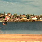 Canning River #4, Shelley, Western Australia by Elaine Teague