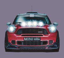 MINI WRC (Colour) by Sharknose