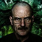 Breaking Bad Walter White by adventgfx