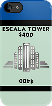 50 Shades of Monopoly - Escala by amanoxford