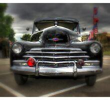 Chevy Stylemaster Photographic Print