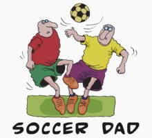Soccer Dad by FamilyT-Shirts