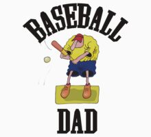 Baseball Dad by FamilyT-Shirts