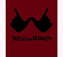 We the Kings band unofficial iPhone case by DanMather
