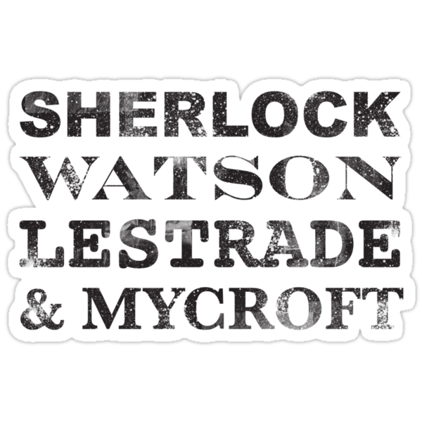 Sherlock Team by erospsyche