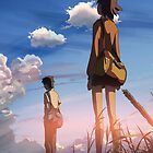 5 Centimeters per second by pascalin99