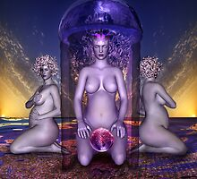 THE SHRINE OF LIFE by RosaCobos