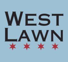 West Lawn Neighborhood Tee by Chicago Tee