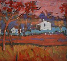 Fauve Cottage by Richard  Tuvey