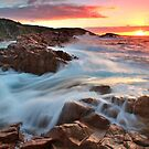 Yorke Peninsula Sunrise by Bill  Robinson