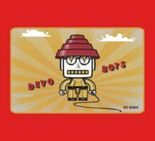 Devo Bots 007 by RemoCamerota