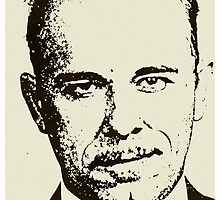 JOHN DILLINGER-PHONE CASE by OTIS PORRITT