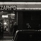 Night Shots:  At  Zaphod Beeblebrox&#x27;s Joint by Max Buchheit